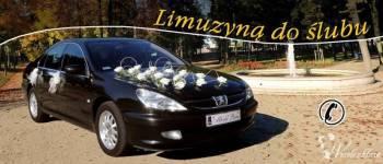 Auto do ślubu Peugeot 607 Samochód na ślub, Samochód, auto do ślubu, limuzyna Poniatowa