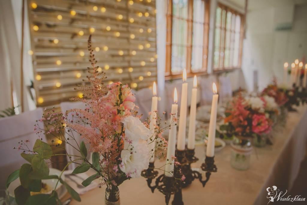 Dekoracje ślubne weselne okolicznościowe od A do Z dekoracja sali, Międzyrzecz - zdjęcie 1