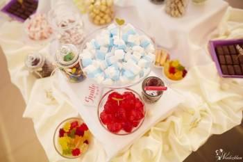 Słodki stół Candy Bar, Słodki kącik na weselu Łańcut