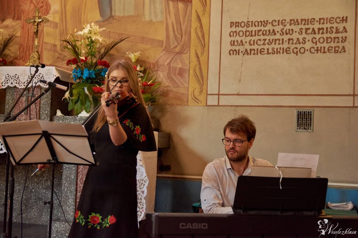 Skrzypce/Śpiew z fortepianem - oprawa muzyczna ślubów, Płock - zdjęcie 1