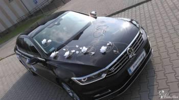 Luksusowe Auta do Ślubu wraz z dekoracjami oraz 50km. w Cenie, Samochód, auto do ślubu, limuzyna Międzychód