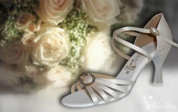 Ślubne buty do tańca, indywidualnie dopasowane, Artykuły ślubne Brzeszcze