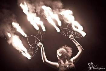 Taniec z Ogniem grupa Venom, Teatr ognia Krasnobród