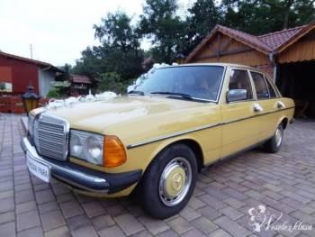 Unikatowy Mercedes do ślubu , Samochód, auto do ślubu, limuzyna Rzepin