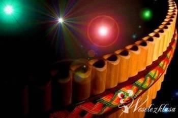 fletnia Pana - niezwykły instrument, Oprawa muzyczna ślubu Łazy