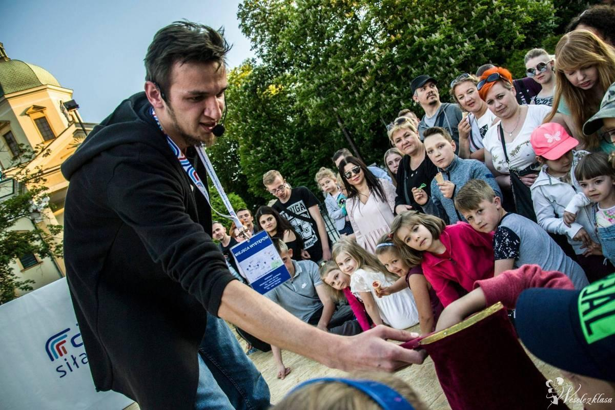 Yasha Show - Iluzjonista, magik, Lublin - zdjęcie 1