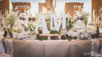 WONIA - kreatywne dekoracje ślubne, Dekoracje ślubne Szczekociny