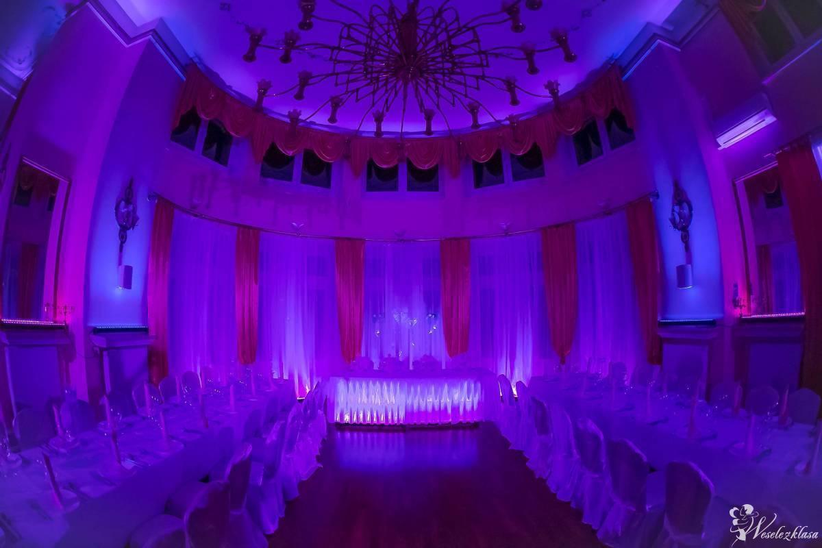Dekoracje Światłem ślub wesele FILMPB ciężki dym na pierwszy taniec, Grajewo - zdjęcie 1