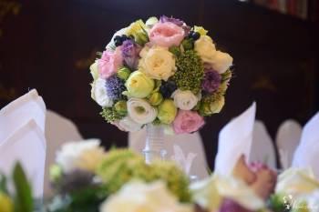 Kwiaciarnia *Biała* Orchidea, Kwiaciarnia, bukiety ślubne Paczków