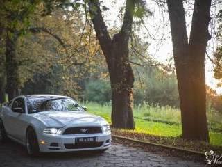 Ford MUSTANG do ślubu #prowadź sam, Samochód, auto do ślubu, limuzyna Nowy Sącz