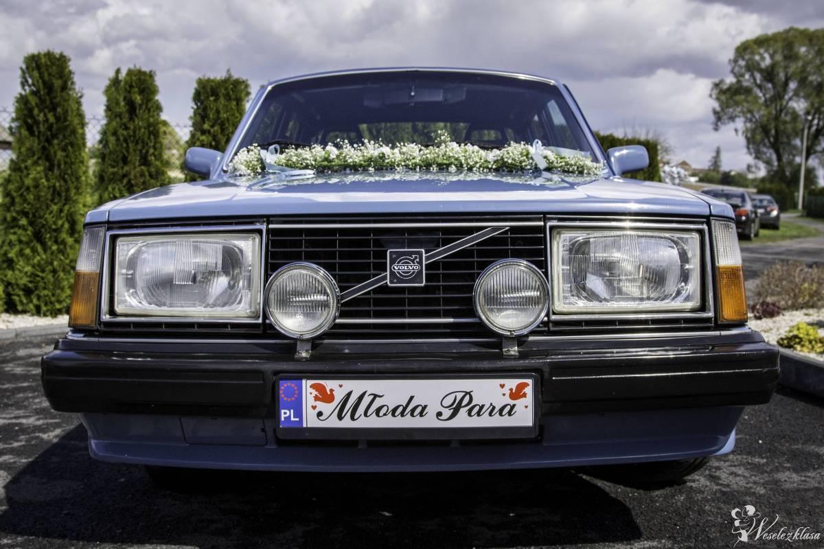 Zabytkowe Volvo 244 1979 rok do ślubu, Kraków - zdjęcie 1