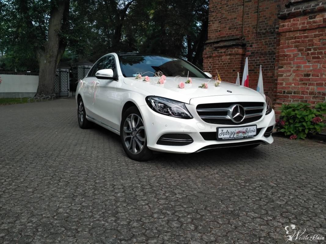 Mercedes C-klasa BIAŁY, Stęszew - zdjęcie 1
