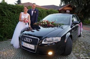 AUDI A4 TWOJE AUTO DO ŚLUBU, Samochód, auto do ślubu, limuzyna Pobiedziska