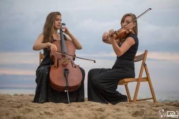 Oprawa muzyczna. Duet skrzypce - wiolonczela, Oprawa muzyczna ślubu Sopot