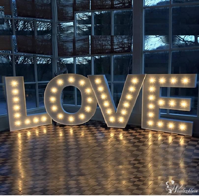 NAPIS LOVE 3D / DYWAN / DEKORACJE / OŚWIETLENIE, Krosno - zdjęcie 1