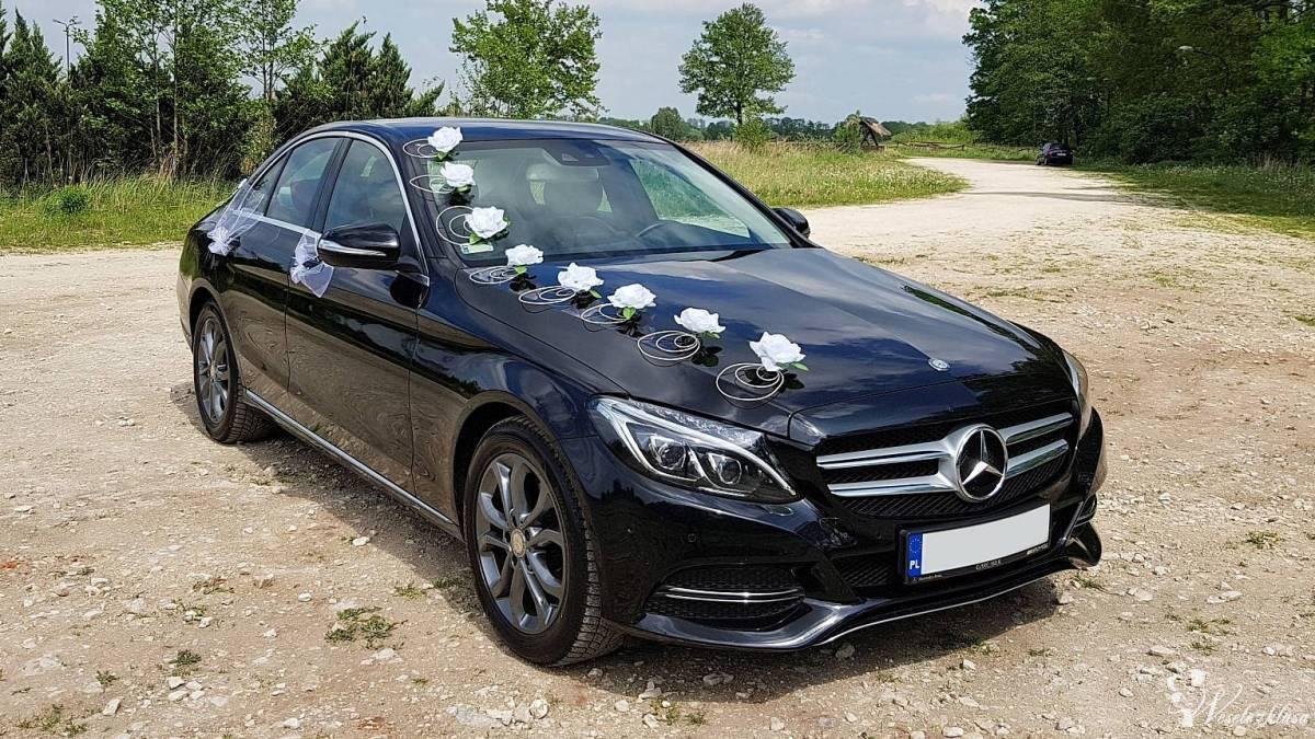 Auto do ślubu Mercedes Najnowszy model, Łódź - zdjęcie 1