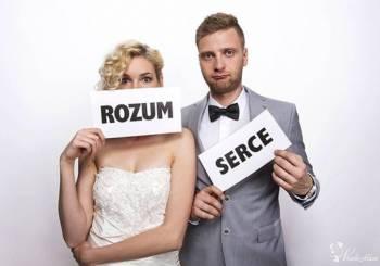Fotobudka, Polaroidy oraz fontanny czekoladowe (Firma PartyTime), Fotobudka, videobudka na wesele Bolków