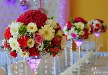 EFEKT - efektowne dekoracje ślubne, Dekoracje ślubne Brzeg Dolny