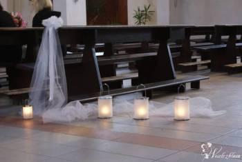 Metier - kompleksowe dekoracje ślubne, Dekoracje ślubne Szczucin
