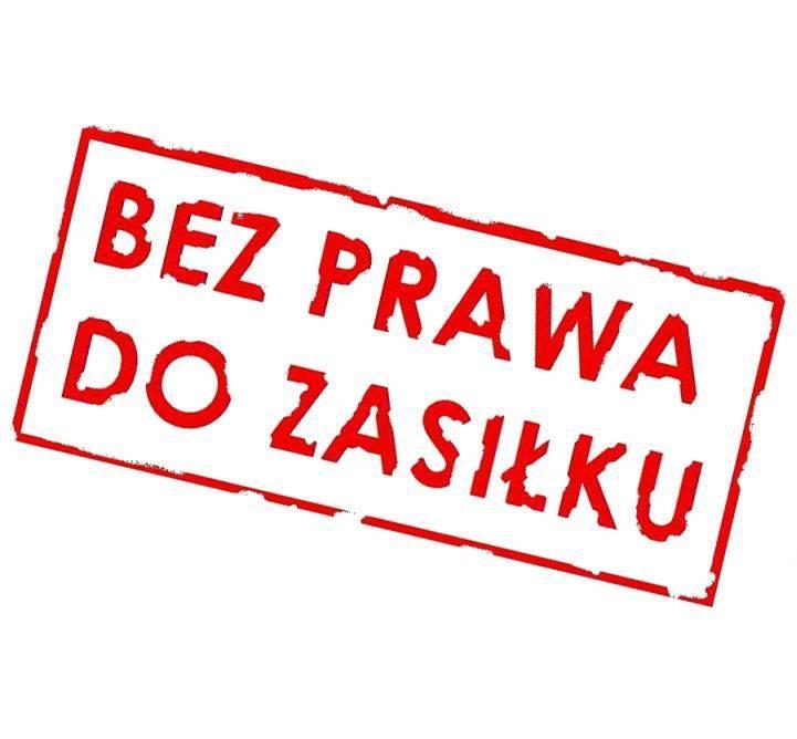 BEZ PRAWA DO ZASIŁKU, Pruszcz Gdański - zdjęcie 1