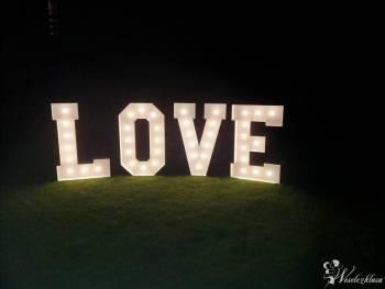 Wynajem napisu LOVE, Napis Love Bukowno