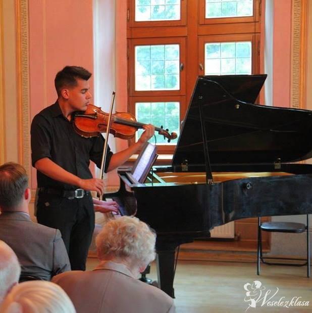 Oprawa Ceremonii ślubnych- skrzypce, altówka, śpiew, kwartet smyczkowy, Łódź - zdjęcie 1