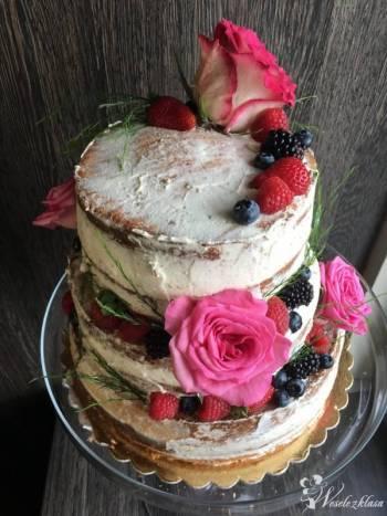 Tort weselny - Przepisy z Muffinkowej Misy, Tort weselny Krzanowice