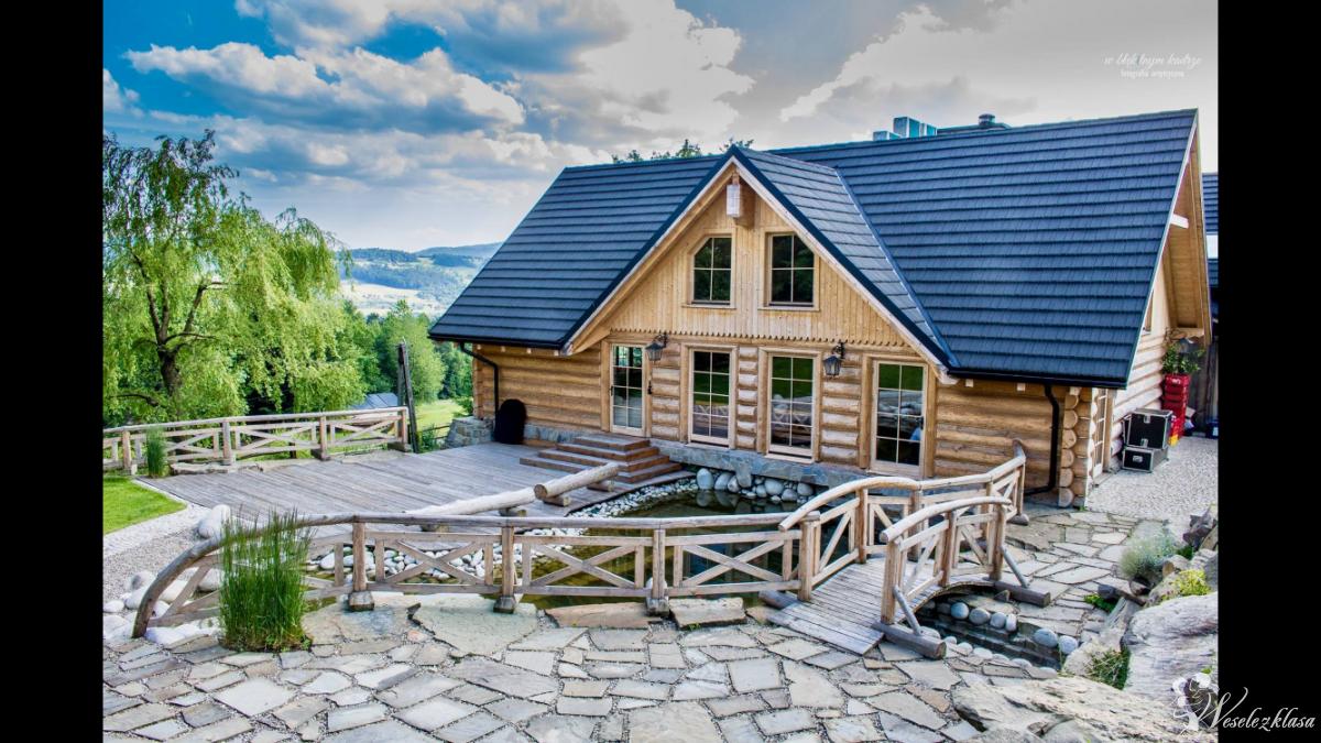 Dom Weselny Jasicówka , rustykalne wesele, wesele w górach, Limanowa - zdjęcie 1