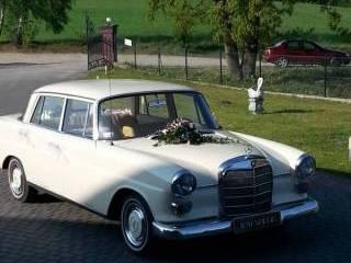 Zabytkowy Mercedes W110 z 1963r!! i wiele innych...,  Wejherowo