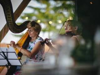 Niepowtarzalny duet Harfa-Skrzypce który zachwyci magicznym brzmieniem,  Warszawa
