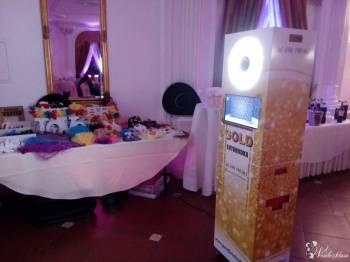Gold fotobudka na wesele i będzie super zabawa, Fotobudka, videobudka na wesele Olszyna
