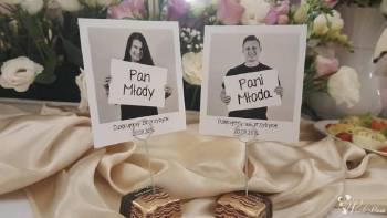 Foto winietki na wesele winietki ze zdjęciem podziękowania dla gości, Artykuły ślubne Warszawa