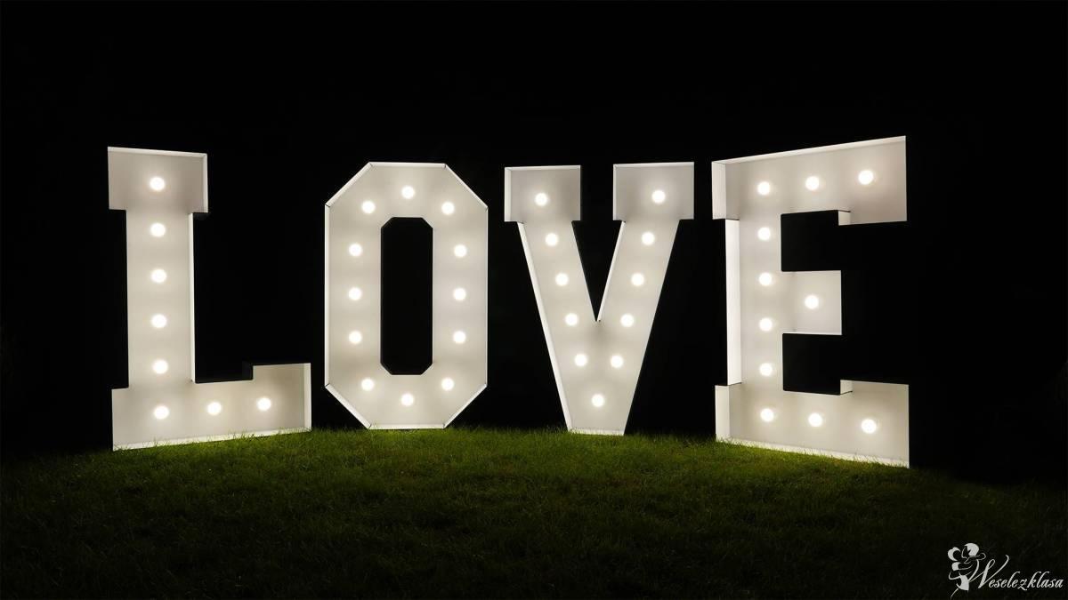 3dlove Wynajem podświetlanych liter LOVE 3d 120 cm, Praszka - zdjęcie 1
