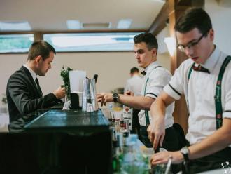 Barman na wesele - Drink bar - Barmani,  Kraków