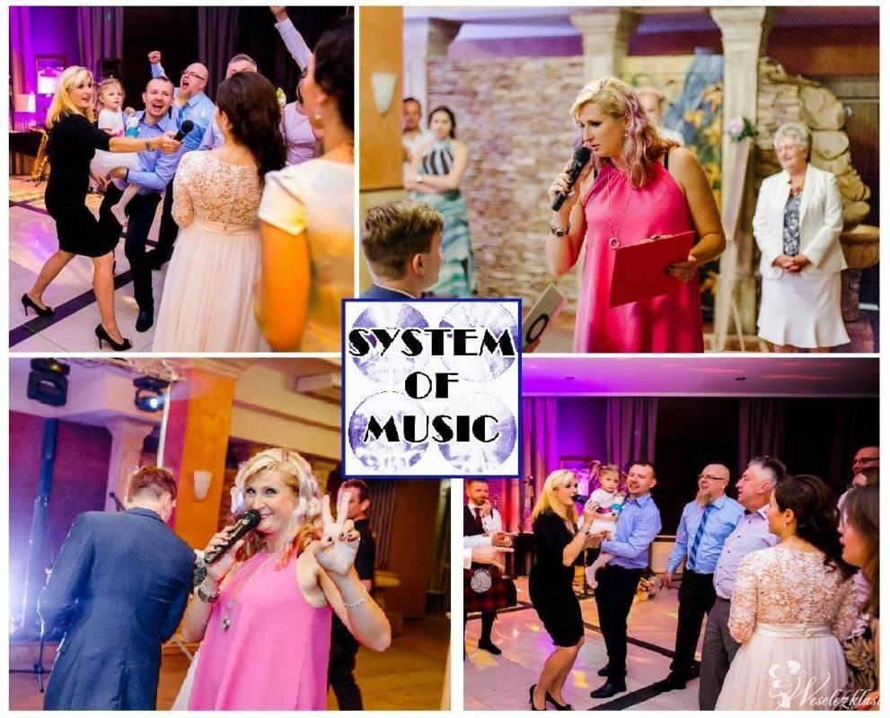 Najlepsza Muzyka na wesele! SYSTEM OF MUSIC : Dj na wesele+ wokalistka, Wrocław - zdjęcie 1
