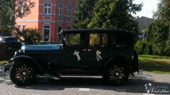 Buick, Samochód, auto do ślubu, limuzyna Ślesin