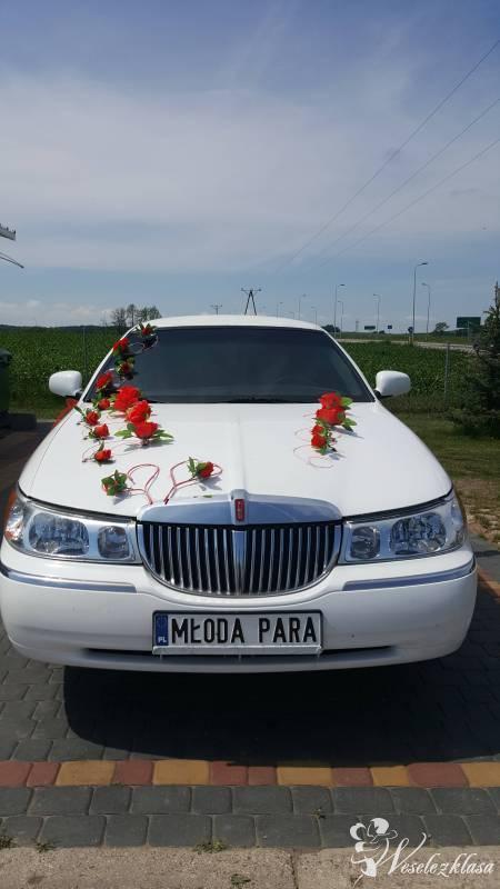 Auto do ślubu limuzyna Lincoln 9-metrowa, Szczuczyn - zdjęcie 1