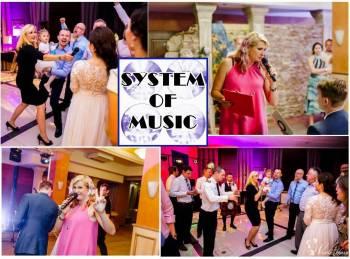 Najlepszy Zespół na Wesele! SYSTEM OF MUSIC: Dj + Wokalistka LIVE ACT, Zespoły weselne Polkowice