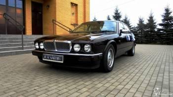 Jaguar do ślubu!, Samochód, auto do ślubu, limuzyna Glinojeck