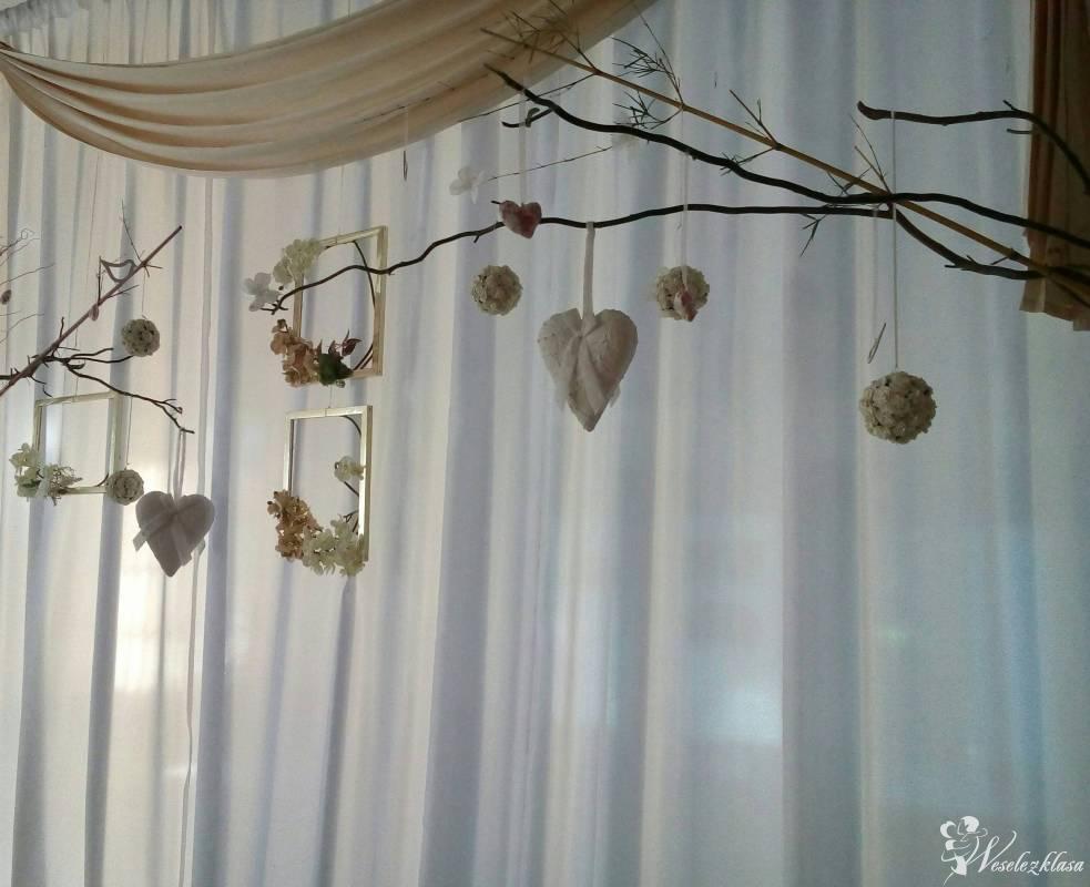 Dekoracje ślubne, Tarnów - zdjęcie 1