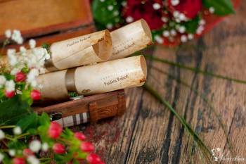 Zaproszenia Ślubne oraz dekoracje na ślub i wesele, Zaproszenia ślubne Stawiski