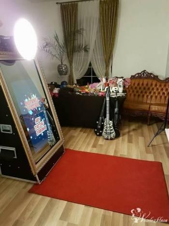 Magiczne lustro fotobudka nowość, Fotobudka, videobudka na wesele Tuszyn