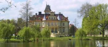 Pałac Makowice, Sale weselne Wołów