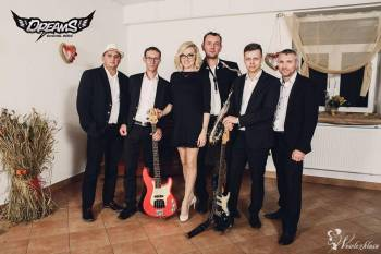 Zespół muzyczny DREAMS, Zespoły weselne Ryglice