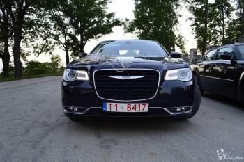 Nowy model Chrysler 300C, piękny, vip, Samochód, auto do ślubu, limuzyna Szczucin