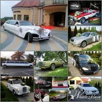 Limuzyna Wynajem Rolls Lincoln Excalibur cabrio, Samochód, auto do ślubu, limuzyna Nowa Sarzyna