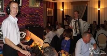 DJ-wodzirej z akordeonem -zawsze świetna zabawa., DJ na wesele Łosice
