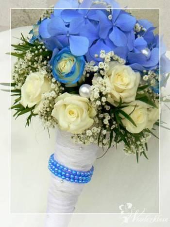 Stylizacja i florystyka weselna, dekoracje weselne, Dekoracje ślubne Wojnicz