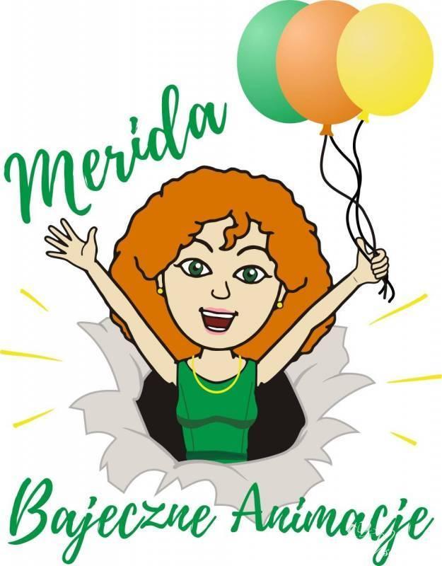 Merida- Bajeczne Animacje/Bajeczna Animatorka na Waszą uroczystość, Słupsk - zdjęcie 1
