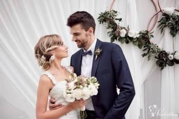 A&A Decor Design florystyka bukiety ślubne dekoracje kościołów sal aut, Dekoracje ślubne Radłów